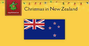 German Christmas Decorations Nz by Christmas In New Zealand Christmas Around The World