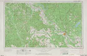 Texas Beaches Map United States Topographic Maps 1 250 000 Perry Castañeda Map