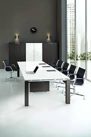 Glass Boardroom Tables Saint Evo Modern Italian Boardroom Table