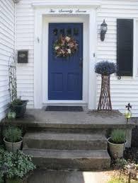 Front Door Colors For White House Front Door Colors For White House With Black Shutters House