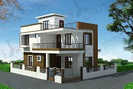 for modern duplex house elevations 14 with additional designing