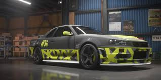 nissan skyline performance parts need for speed payback build of the week u2013 1999 nissan skyline gt