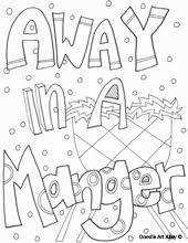jesus in the manger coloring page christmas coloring pages religious doodles