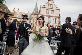 mariage steunk au château d osthoffen - Mariage Steunk