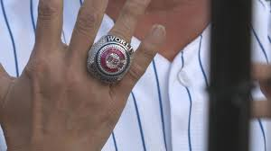 smokies get their world series rings
