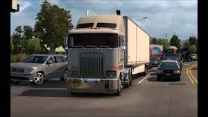 trucker to trucker kenworth american truck simulator video 900 kenworth 108 by trucker t rex