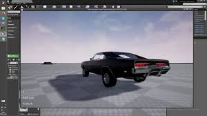 custom physic vehicle simulation project download included