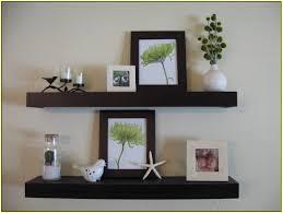 cool shelf ideas cool floating shelves ideas around tv photo inspiration tikspor