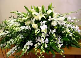 funeral floral arrangements flower shop rye ny funeral flowers