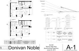 floor plans and door schedule donivannoble