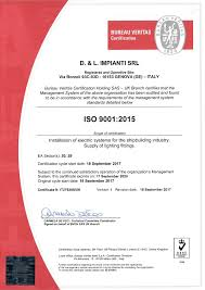 bureau veritas headquarters certificates