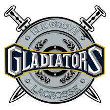 elk grove spirit halloween store elk grove gladiators lacrosse new crest looking logo design good