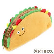 buy pencil buy plush chilli taco zipped pencil at artbox
