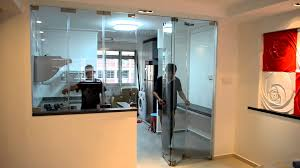 designer kitchen doors kitchen partitions protect smell and oily smoke cooking enter