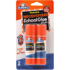 amazon stick black friday walmart amazon com elmer u0027s repositionable glue sticks 0 53 oz
