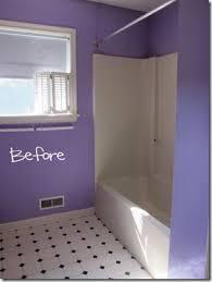 Bathroom Makeover On A Budget - diy home improvement budget bathroom makeover