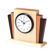 wooden desk clock with pen holder innovative deco desktop clock 1 thumbnail 92 deco desktop clock 1 thumbnail