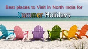 what are the best places in india to visit during the summer