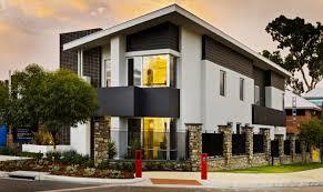 22 artistic narrow lot 2 storey homes perth home plans