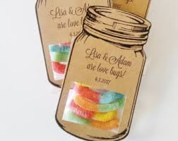candy wedding favors kids wedding favors etsy