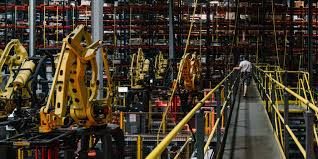 fully autonomous robots the warehouse workers of the near future