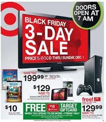 black friday target gift card target black friday flyer november 29 to december 1