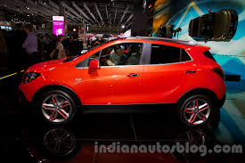 Opel Mokka 77 Moscow Edition Moscow Live