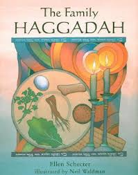 family haggadah the family haggadah by schecter