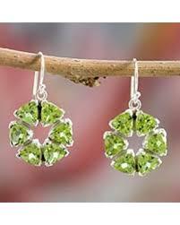 bengali earrings amazing shopping savings peridot dangle earrings bengali