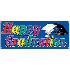 graduation sign happy graduation sign banner ebay