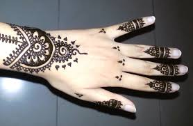 simple pattern tattoo designs simple arabic henna easy stylish mehndi tattoo design for