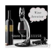 wine sler gift set magic decanter deluxe aerator set online magic decanter deluxe