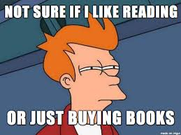 Books Meme - judging by the unread stack of books on my nightstand meme guy
