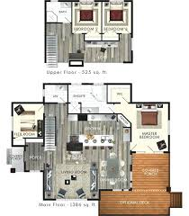 open floor house plans with loft house plans with loft cabin floor esprit home plan simple open