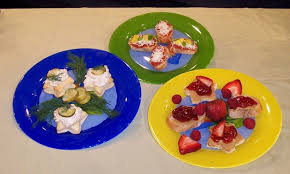 canapes for kid pizza canapes metro parent