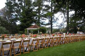 outdoor wedding venues bay area rancho nicasio bay area wedding venue