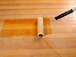 how to stain and seal hardwood floors dummies