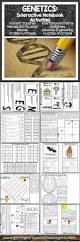 genetics interactive notebook genetics and life science
