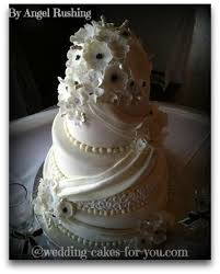 Angel Decorated Cake Wedding Cake Contest And Sharing Page
