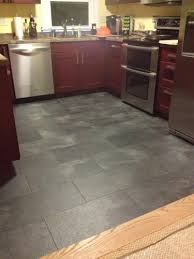 Laminate Flooring Kitchen Pergo Xp Monson Slate 10 Mm Thick X 11 18 In Width X 23 Marble