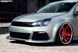 volkswagen polo headlights modified stanced volkwagen golf gti 7 gti pinterest golf