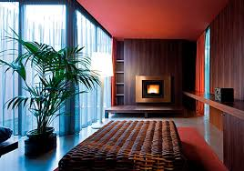 contemporary fireplace surround steel frame mcz