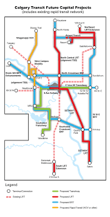 the city of calgary southwest brt
