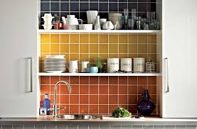 Wall Tiles For Kitchen Backsplash by Foil Kitchen Wall Tile Tile Designs For Kitchens Kitchen Wall