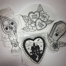 best 25 halloween tattoo ideas on pinterest halloween tattoo
