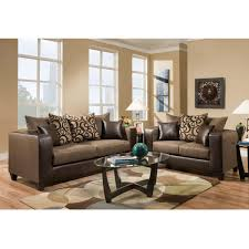Living Room Table Ls Flash Furniture Riverstone Object Espresso Chenille Living Room