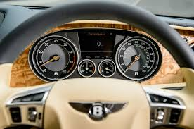 bentley steering wheels 2015 bentley flying spur v 8 review automobile magazine