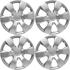 lexus sc400 emblem set amazon com hubcaps for toyota camry pack of 4 wheel covers 16