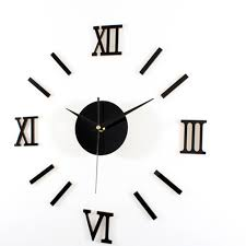 decorative clock comfy design european wall clock roman numerals clock strip