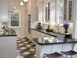 best kitchen floor tile kitchens with white cabinets and tile